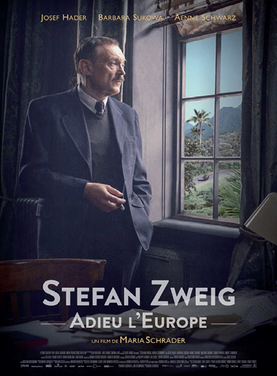 Stephan Zweig Adieu l'Europe