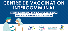 Ouverture d'un centre de vaccination intercommunal