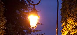 Extinction de l'éclairage nocturne parcs du Chenil et Jean-Witold