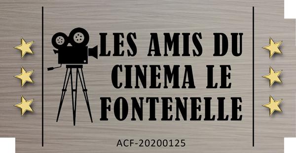 logo de l'association des Amis du cinéma