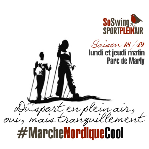 Marche nordique cool