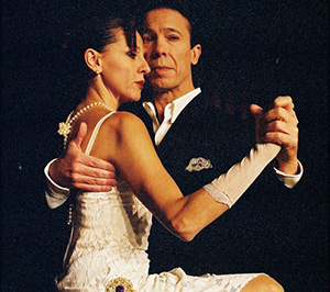 Swing and fit tango argentin
