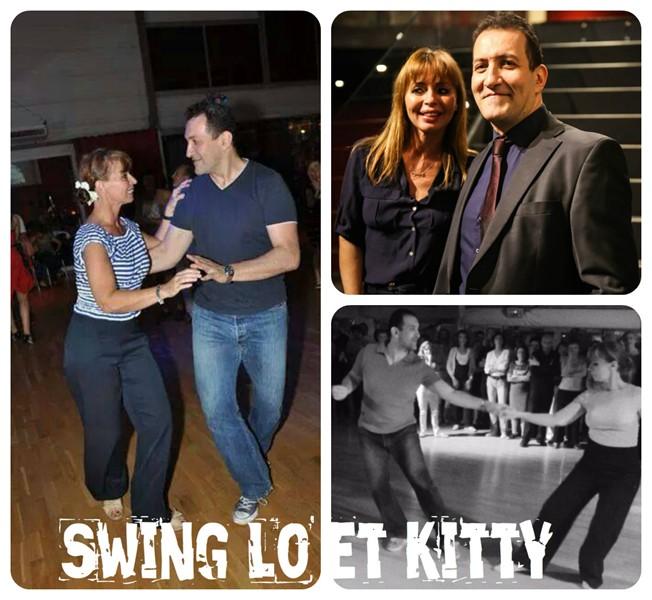 Swing Lo et Kitty - Swing and Fit