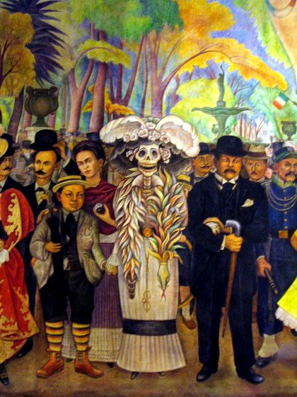 The Kid Diego Rivera