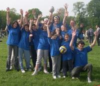 équipe de Volley Marly-le-Roi
