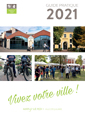 couverture du guide pratique de Marly-le-Roi 2021