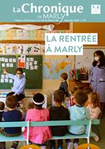 Première de couverture de La Chronique