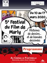 Affiche du Festival du film de Marly édition 2020