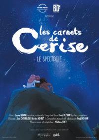 Affiche des Carnets de Cerise