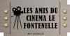 logo de l'association des Amis du cinéma Le Fontenelle