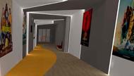 projet du nouveau hall du cinéma Le Fontenelle