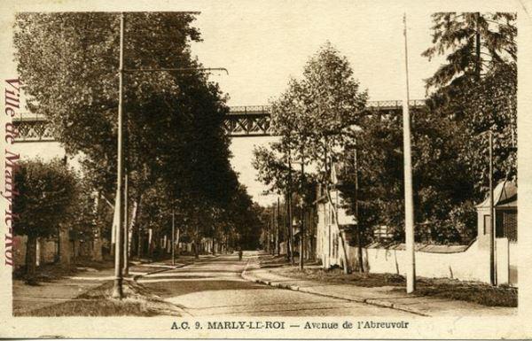Avenue de l'Abreuvoir