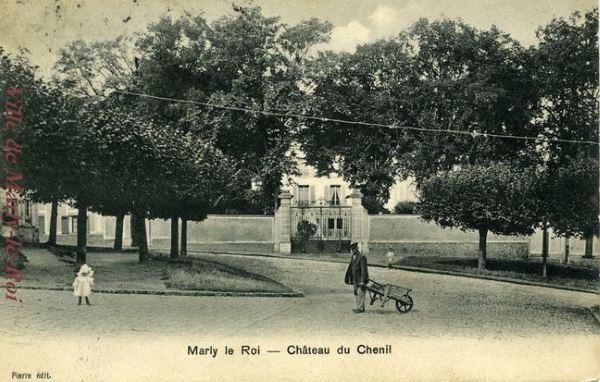 Château du Chenil