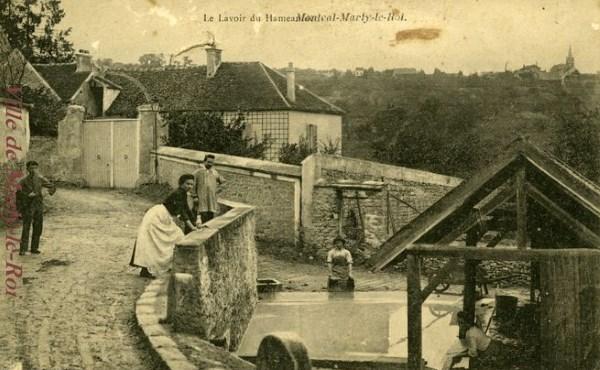 Le lavoir Thibaut