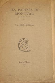 Les papiers de Montval