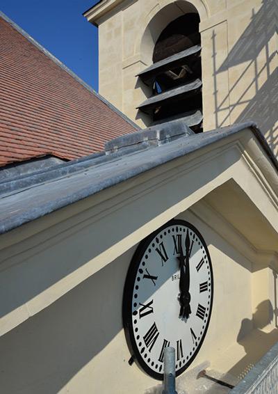 L'horloge de Saint-Vigor