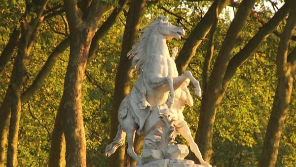 Les Chevaux de Marly crédit Ville de Marly-le-Roi