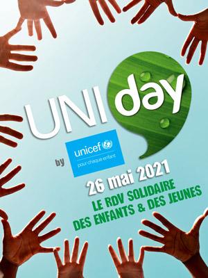 affiche Uniday 2021