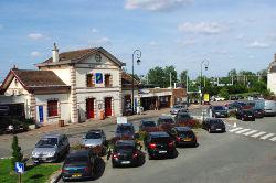 Photo de la gare de Marly-le-Roi