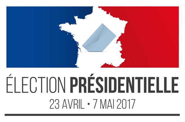 Election présidentielle 23 avril et 7 mai 2017