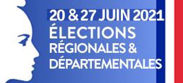 Élections départementales & régionales 20 et 27 juin