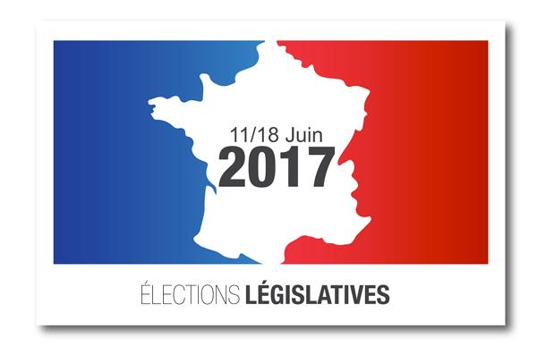 élections législatives 11 juin et 18 juin 2017