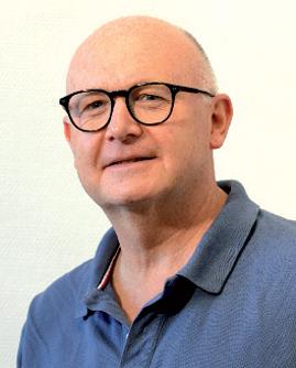 Jean-François Perrault, conseiller municipal de la majorité © François Travaux/Ville de Marly-le-Roi
