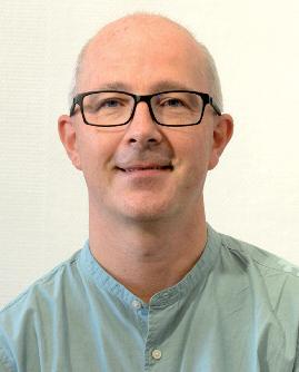 Stéphane Gaulier, conseiller municipal de la majorité © François Travaux/Ville de Marly-le-Roi