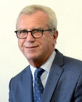 José Destang, conseiller municipal de la majorité © François Travaux/Ville de Marly-le-Roi