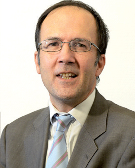 Benoît Burgaud, maire-adjoint © François Travaux/Ville de Marly-le-Roi