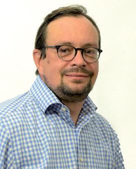 Christian Hübner, conseiller municipal de la majorité © François Travaux/Ville de Marly-le-Roi