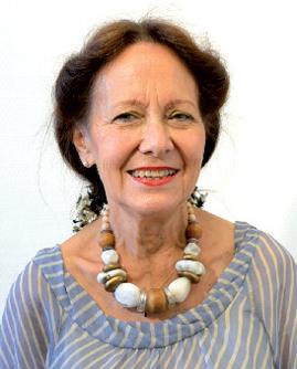 Marie-Odette Alais, conseillère municipale de la majorité © François Travaux/Ville de Marly-le-Roi