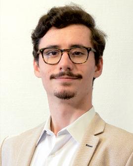 Camille Ollivier, conseiller municipal de la majorité © François Travaux/Ville de Marly-le-Roi