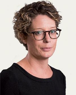Marie-Capucine Vincent, conseillère municipale de la majorité © Cécile Muzard
