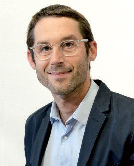 Jérôme Verdin, conseiller municipal de l'opposition © François Travaux/Ville de Marly-le-Roi