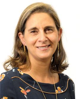 Cécile Deleplanque, troisième maire-adjointe © François Travaux/Ville de Marly-le-Roi