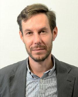 Tanguy Ruellan, conseiller municipal de l'opposition © François Travaux/Ville de Marly-le-Roi