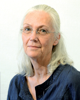 Béatrice Casanova, conseillère municipale de l'opposition © François Travaux/Ville de Marly-le-Roi