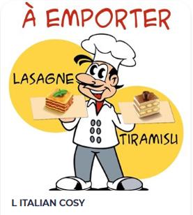 L'Italien Cosy restaurant italien