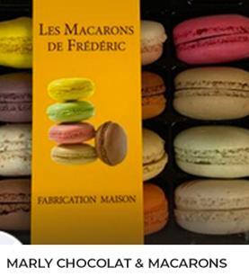 Marly chocolat & macarons