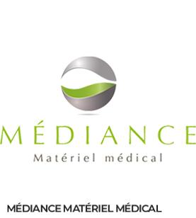 Médiance matériel médical