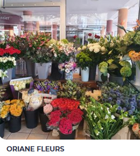 Oriane fleurs