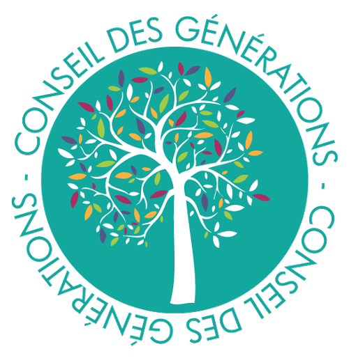 logo du Conseil des générations de la Ville de Marly-le-Roi