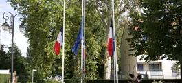 Hommage national à Jacques Chirac