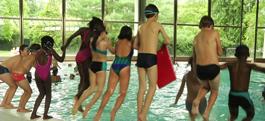 Nouveau! Stages natation pour les mineurs pendant les vacances