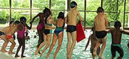 Activités proposées à la piscine de Marly-le-Roi