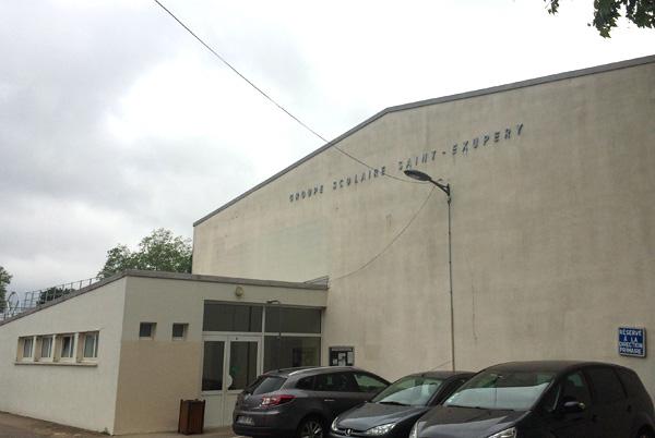 gymnase Saint-Exupery